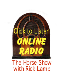The Horse Show, with Rick Lamb
